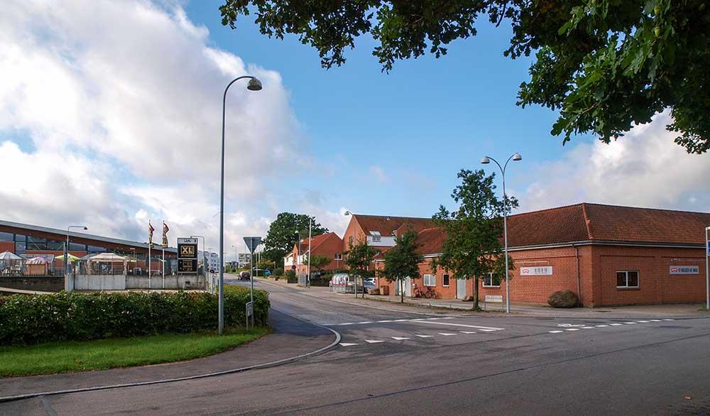 Vejen til byggemarked og supermarked - DSK - De Samvirkende Købmænd
